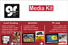 Goodreading Media Kit