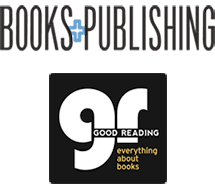 Advertise your book with Thorpe-Bowker's BOOKS+PUBLISHING and Good Reading and Good Reading
